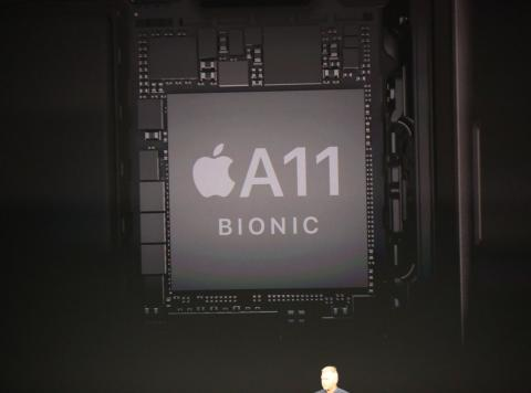 chip apple a11