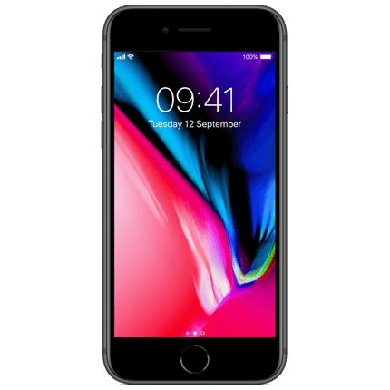 apple iphone 8 space grey bắc giang